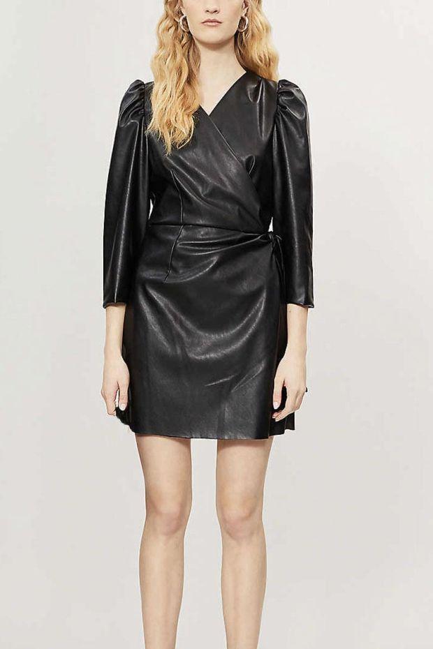 Designers Remix Mari Dress - Black