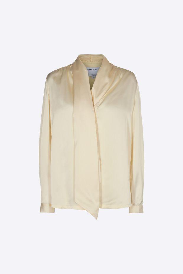 Designers Remix Lauren Shirt - Cream