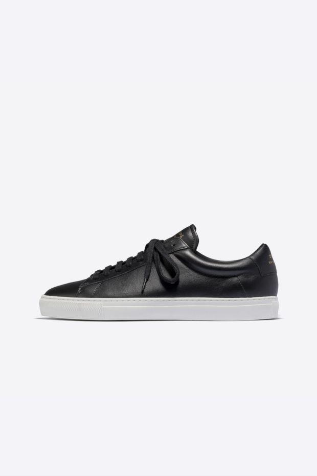 Zespa Sneakers ZSP4 HGH Nappa - Black