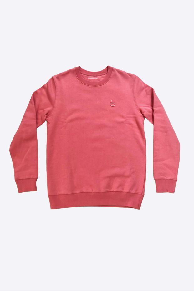 Designers Remix Parker Sweat - Dusty Red