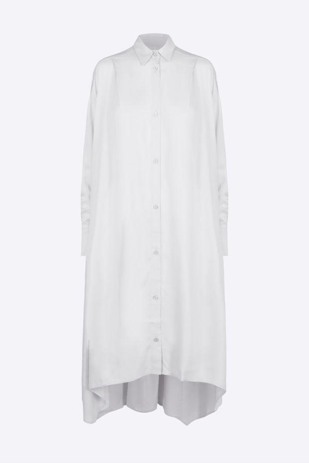 Designers Remix Ayoness Long Shirt - White