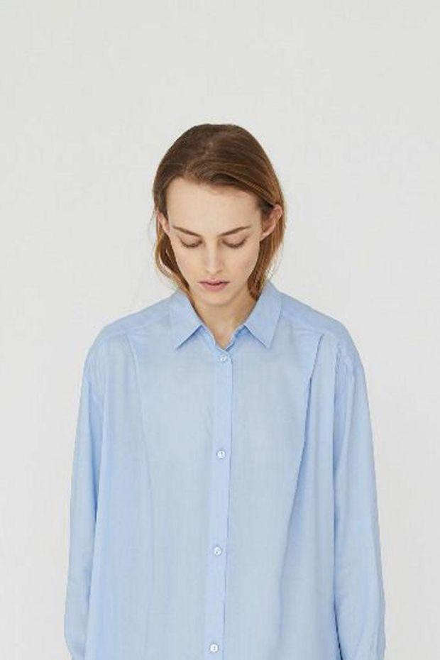 Designers Remix Ayoness Shirt - Light Blue