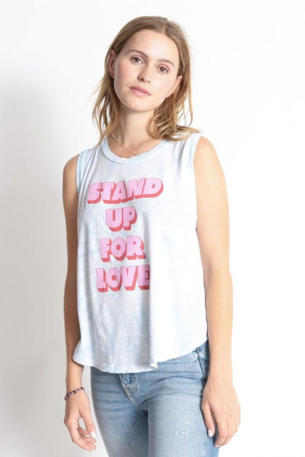 good hYOUman. T-Shirt RADLEY - Stand Up For Love