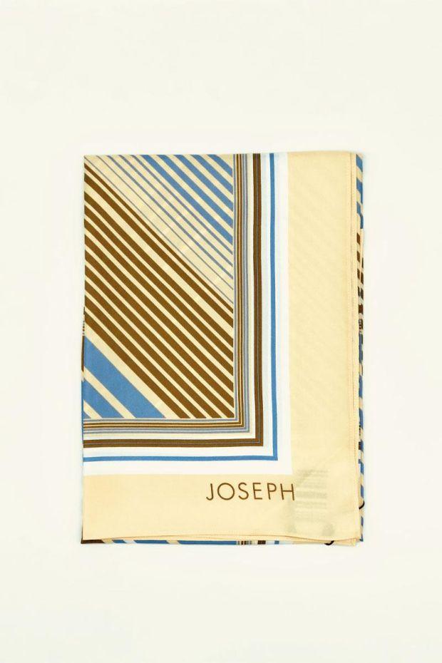 Joseph Foulard Scarf Silk Twill - Banana