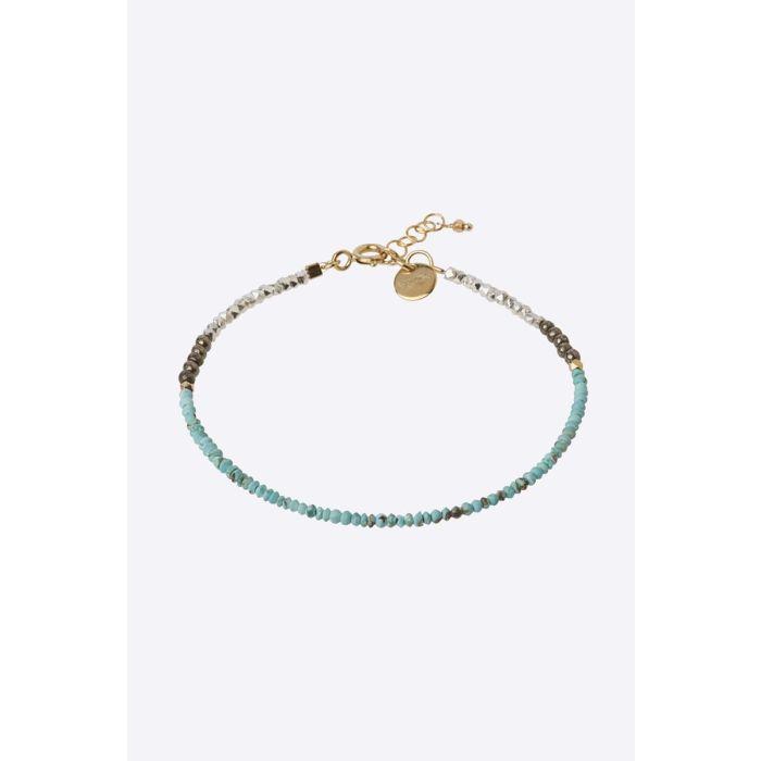 bracelet femme argent fin