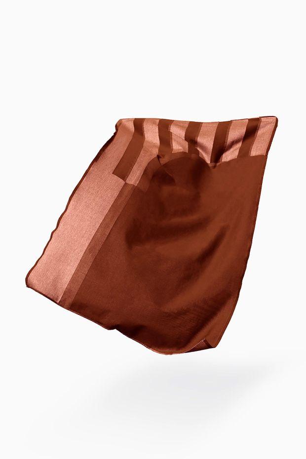 SCMP DESIGN OFFICE Marlo & Isaure  Fouta DAR 2 Towel - Rouge