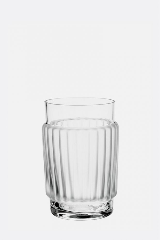 SCMP DESIGN OFFICE OMNIA SU collection by Pasabahçe  Set de Verres GEAR - Bardak