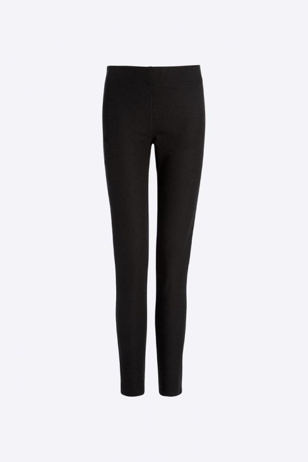 Joseph Legging Gabardine Stretch - Black