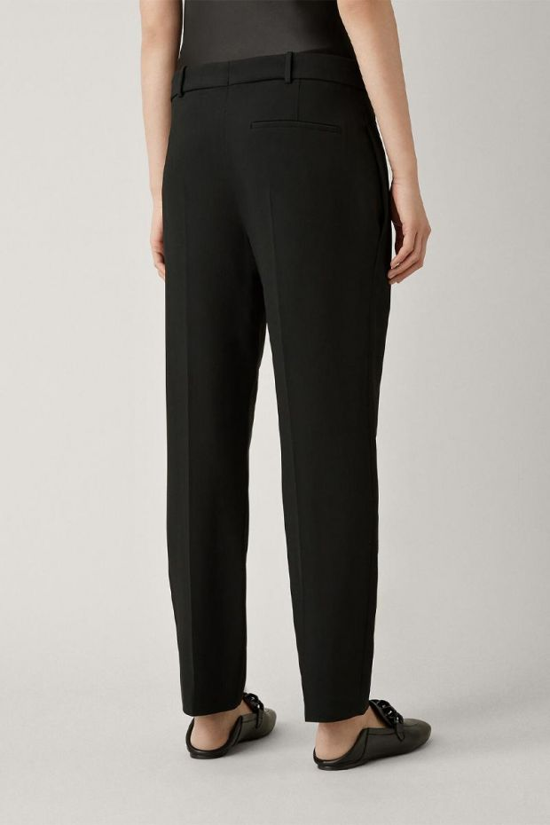 Joseph Pantalon Stretch COMAN - Black
