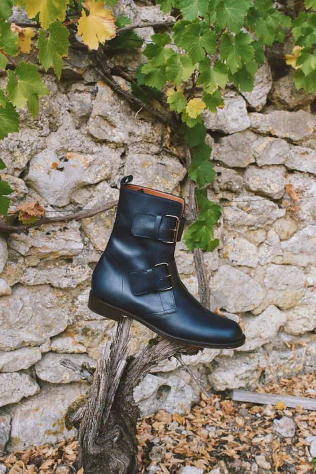 Michel Vivien Boots EMERANCE - Illinois Nero