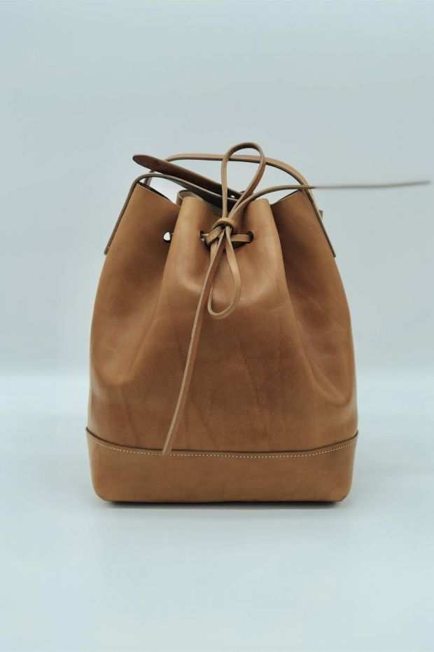 Le Sellier Sac SEAU - Whisky