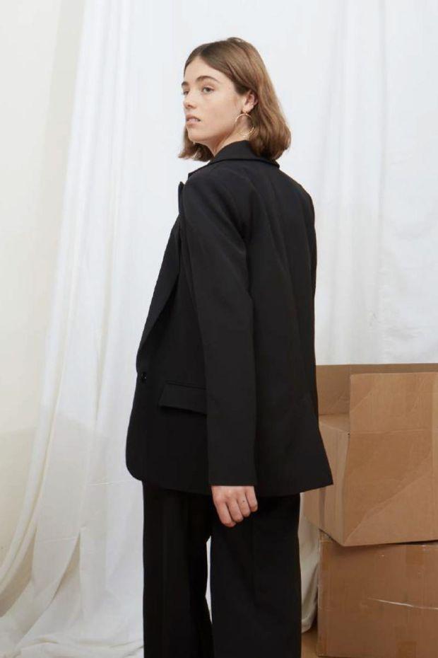 Designers Remix Radley Blazer - Black