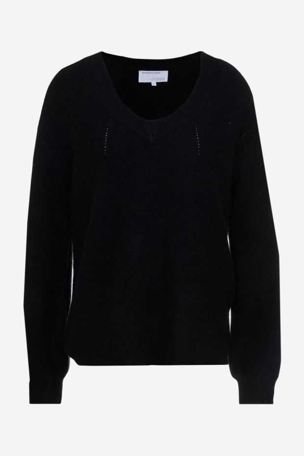 Designers Remix Silvia Sweater - Black