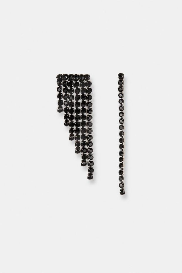 Essentiel Antwerp Boucles D'Oreilles VALILIA - Black