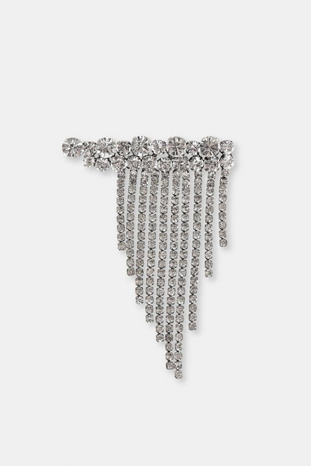 Essentiel Antwerp Broche VARONA - Silver