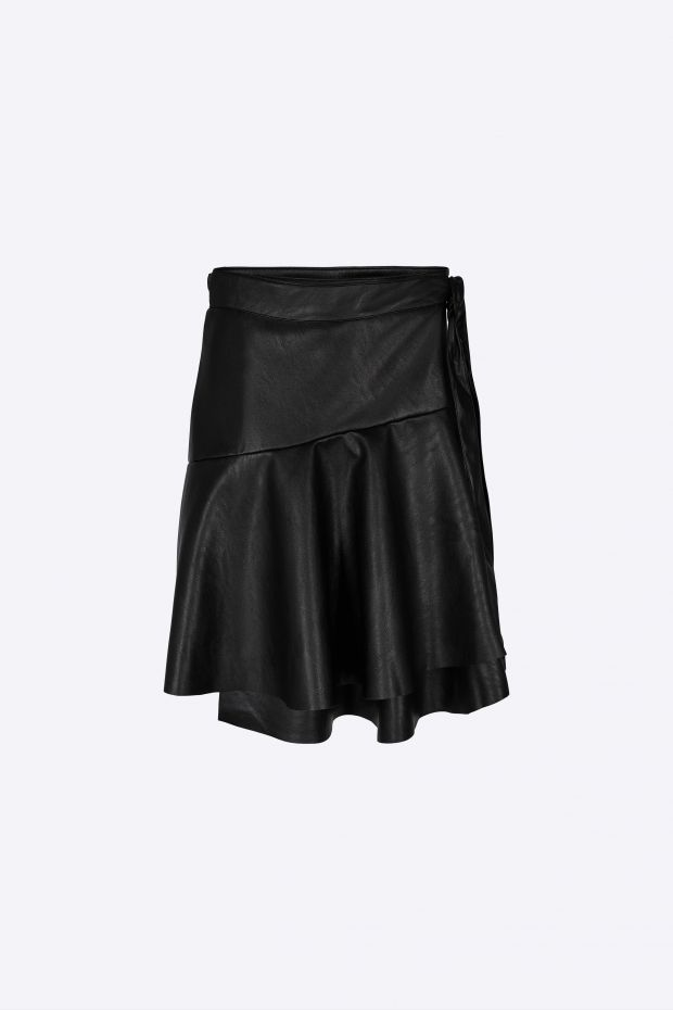 Designers Remix Mari Skirt - Black