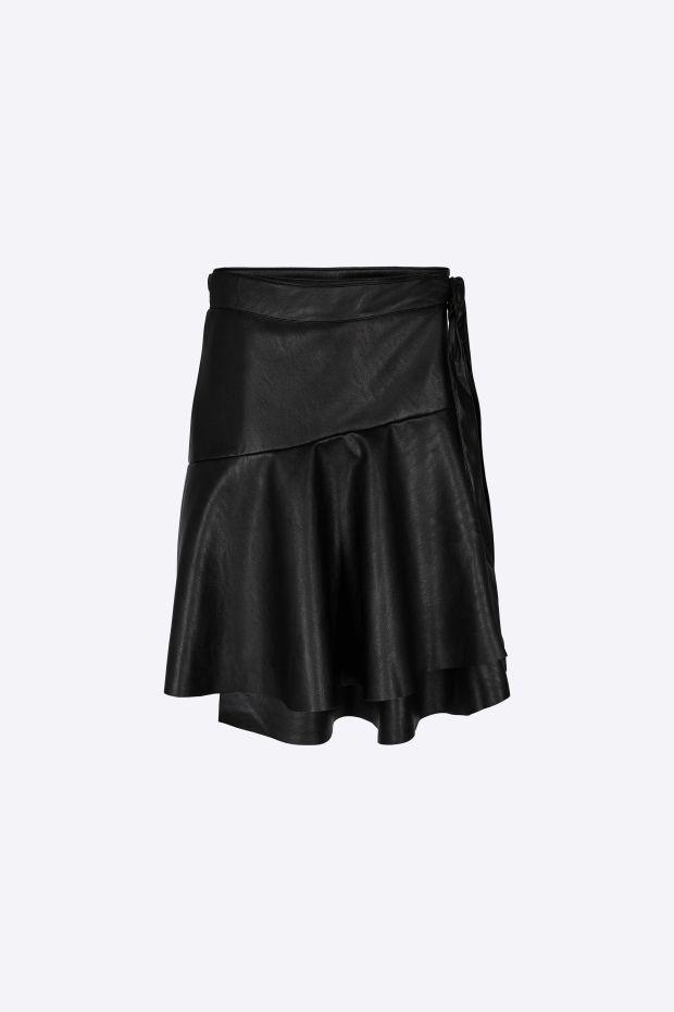 Designers Remix Mari Skirt - Black