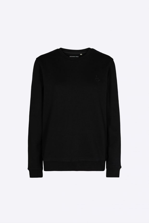 Designers Remix Parker Sweat - Black