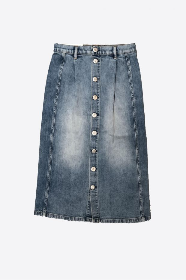 3x1 Denim Brittany Skirt - Sara