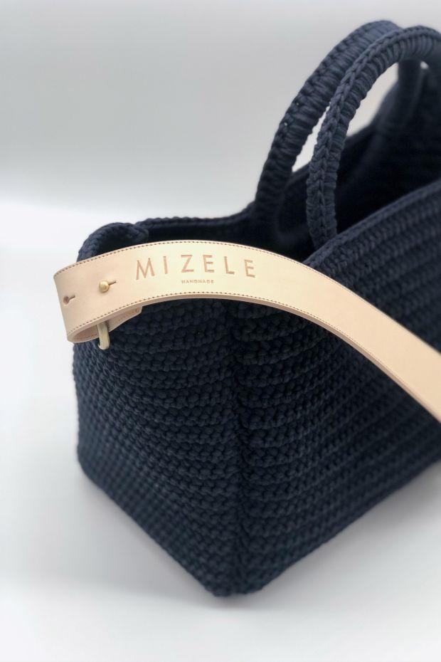 MIZELE Sac MUZELLE - Navy