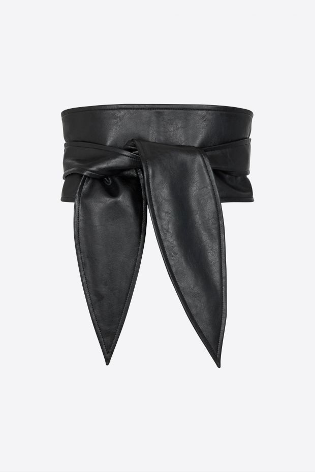Designers Remix Ceinture Marie Belt - Black
