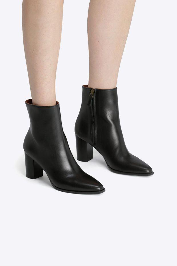 Michel Vivien Boots AKSEL - Piuma Nero
