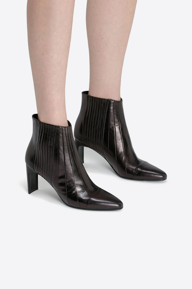 Michel Vivien Boots Auburn - Tripon Nero
