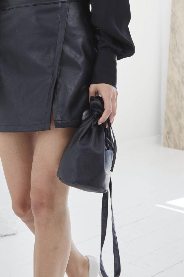 Designers Remix Sacs Marie Party Purse - Black