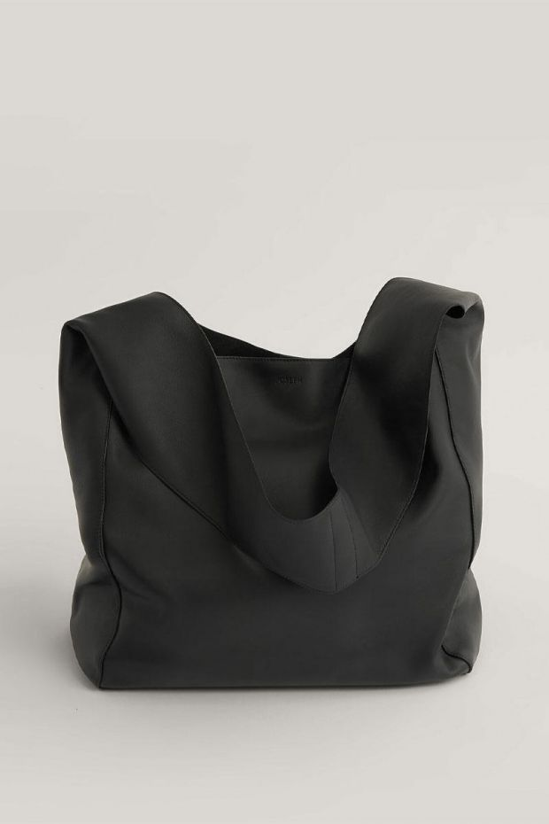 Joseph Sac Slouch XL - Leather Black