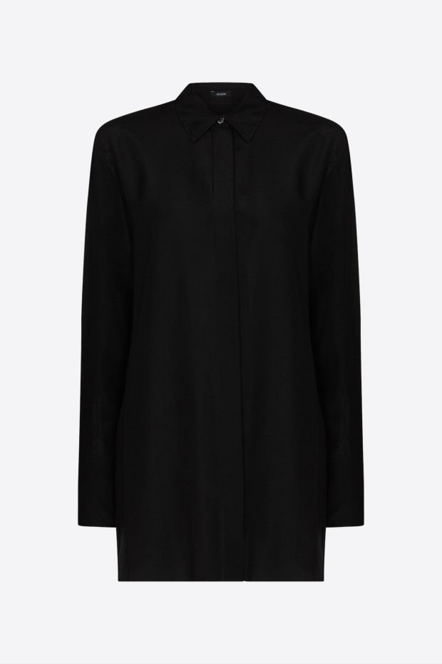 Joseph Blouse BENE - Light Silk Black