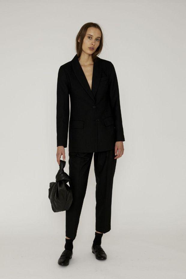 Designers Remix Pantalon DALLAS - Black