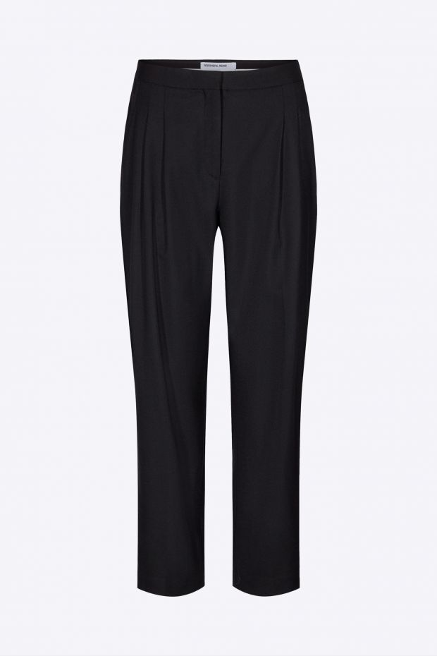 Designers Remix Pantalon DALLAS - Black