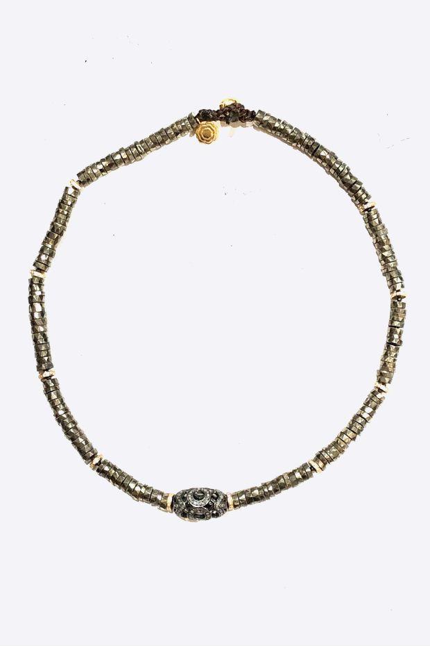 Bohemian Rhapsodie Collier Thelma - Pyrite