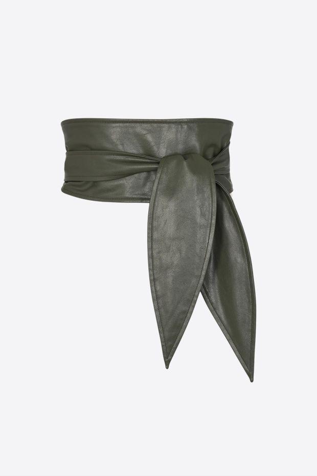 Designers Remix Ceinture Marie Belt - Olive