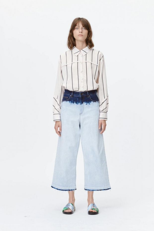 MUNTHE Jeans TICIANO - Blue