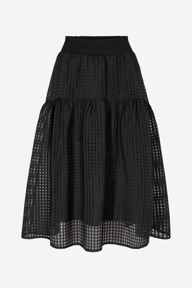 Designers Remix Jupe MOLISE Skirt - Black