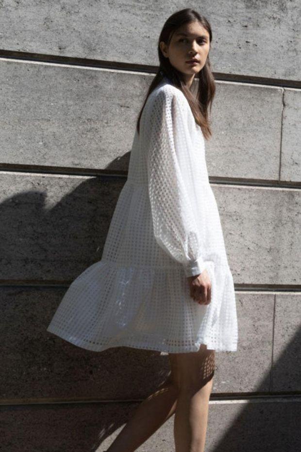 Designers Remix Robe MOLISE Dress - Cream