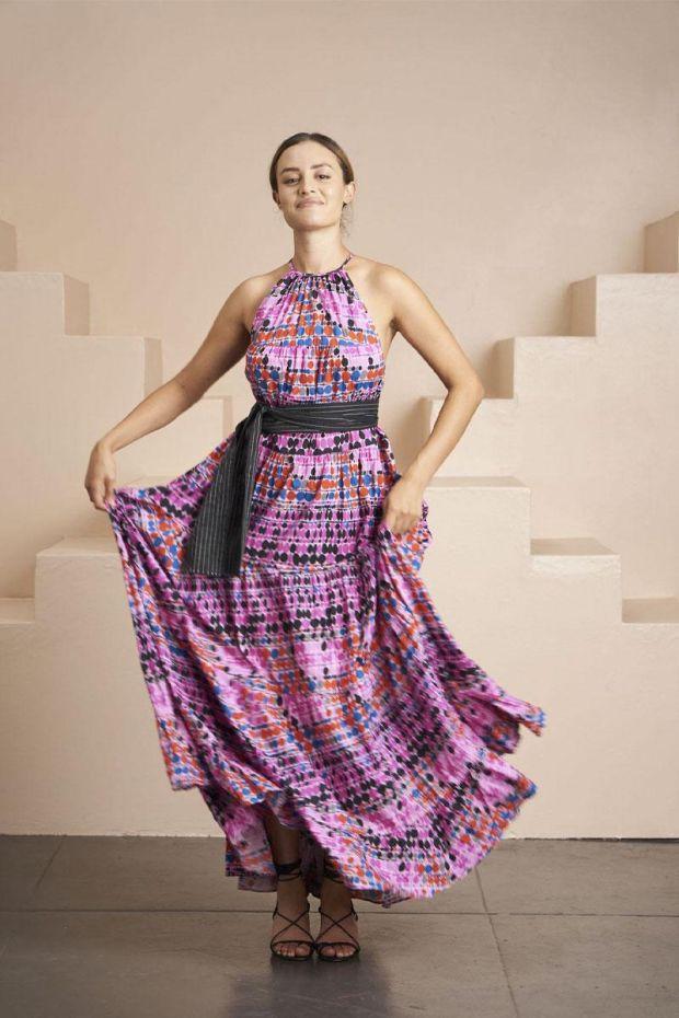 RHODE Robe JULIA Dress - Dots