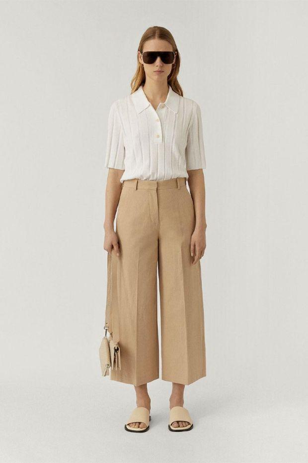 Joseph Pantalon TALAN Cotton - Linen