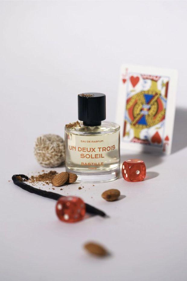 BASTILLE Parfum 1, 2, 3, SOLEIL - OrientalChaud