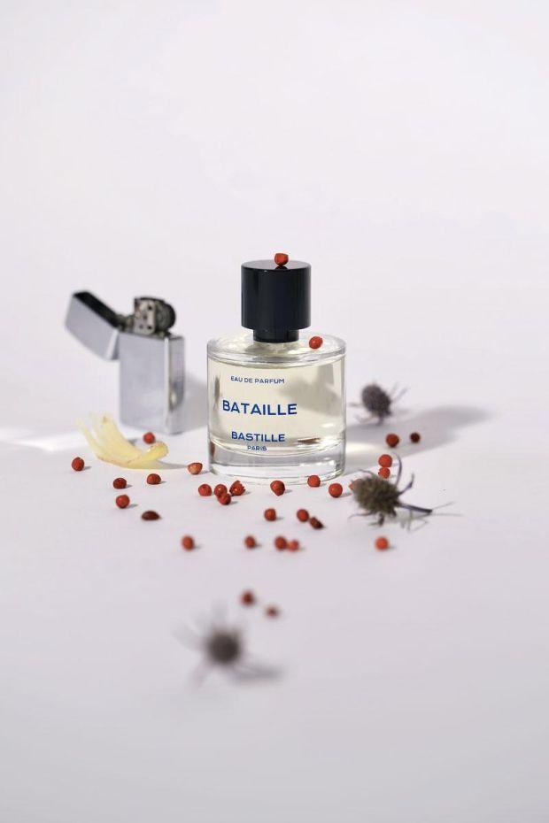 BASTILLE Parfum BATAILLE - BoiséSacré caractère