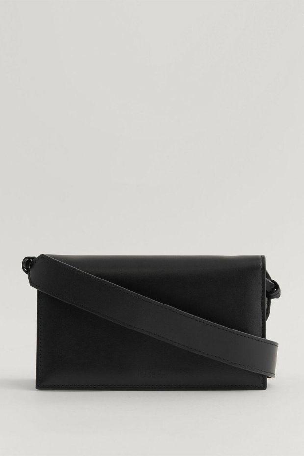 Joseph SacPortefeuille PM1 - Leather Black