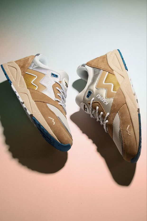 KARHU Sneakers ARIA 95 - Curry  Golden Palm