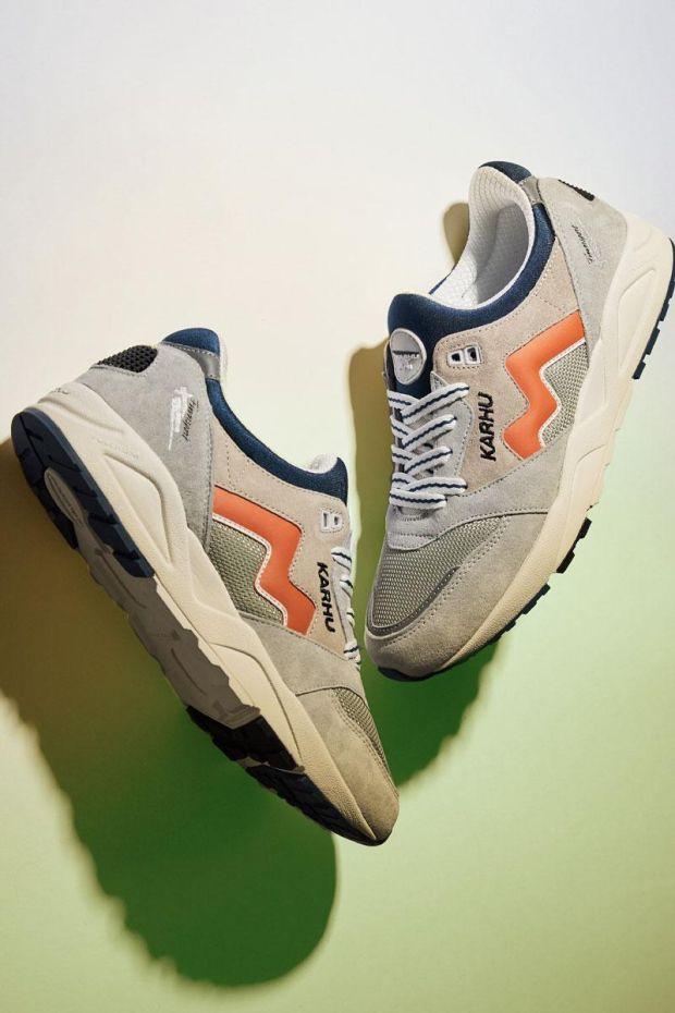 KARHU Sneakers ARIA 95 - Dawn Blue  Carrot