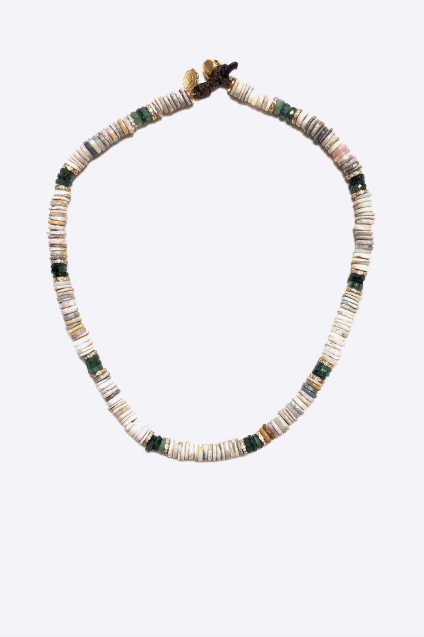 Bohemian Rhapsodie Collier MARZAMEMI - Opale Australienne