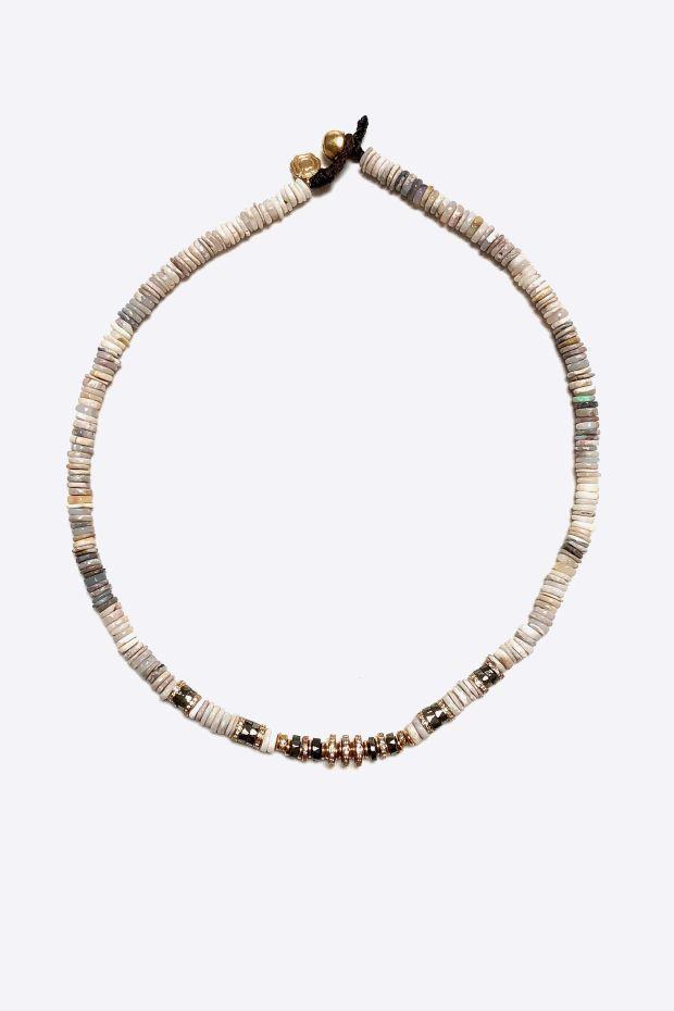 Bohemian Rhapsodie Collier MONDELLO - Opale Australienne