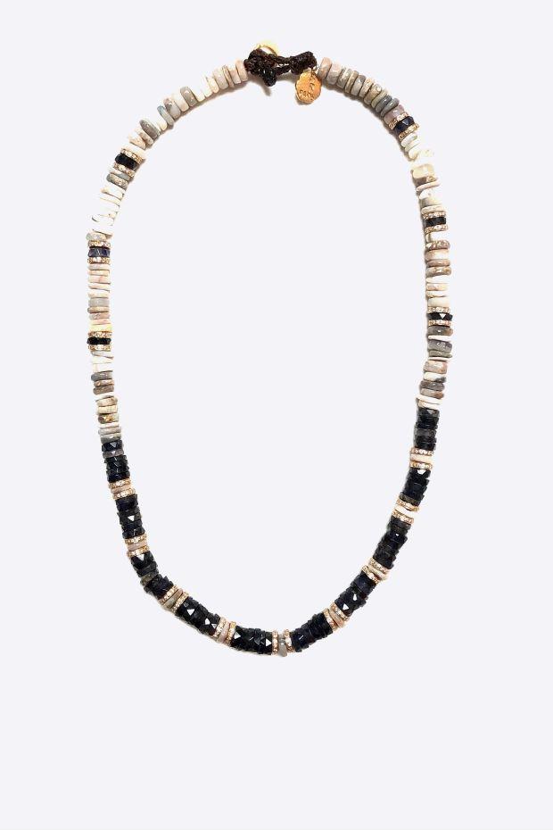 Bohemian Rhapsodie Collier TAORMINA - Opale Australienne