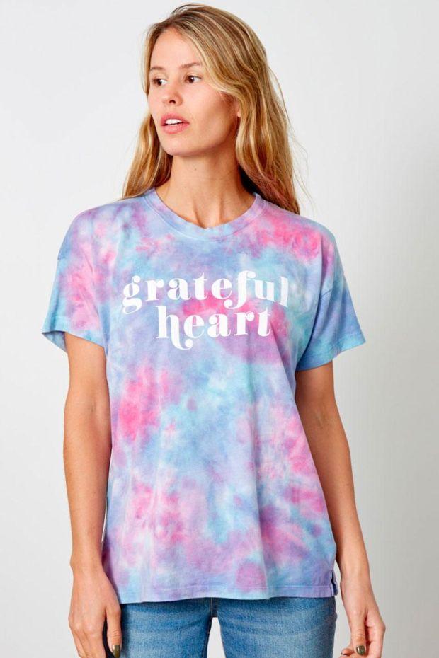 good hYOUman. T-Shirt BRICE - Grateful Heart