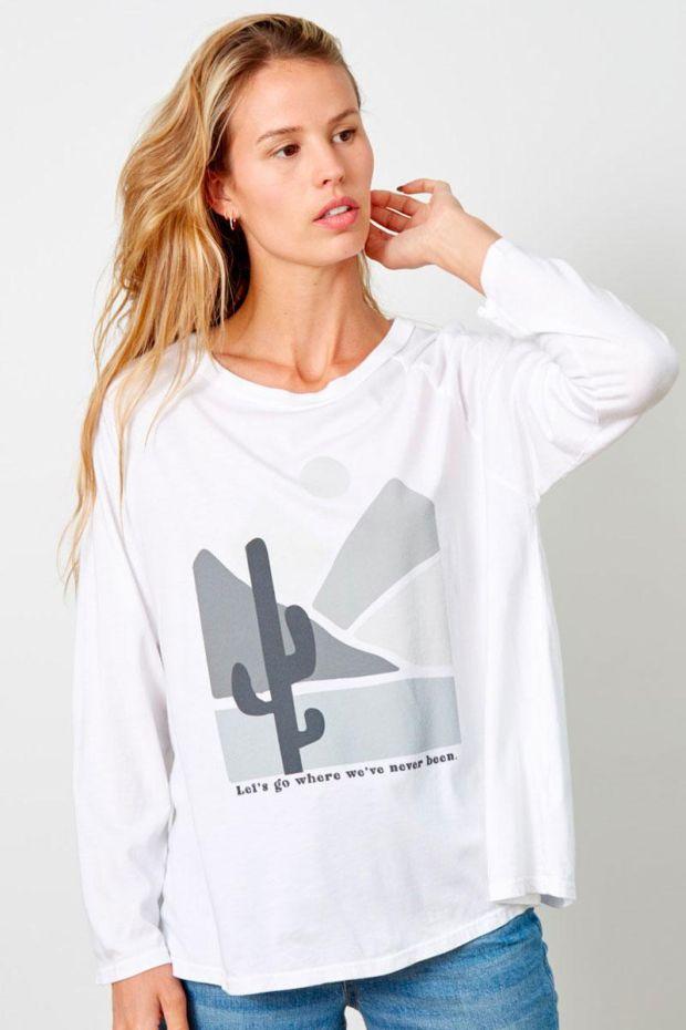 good hYOUman. T-Shirt MAXIE - Let's GO