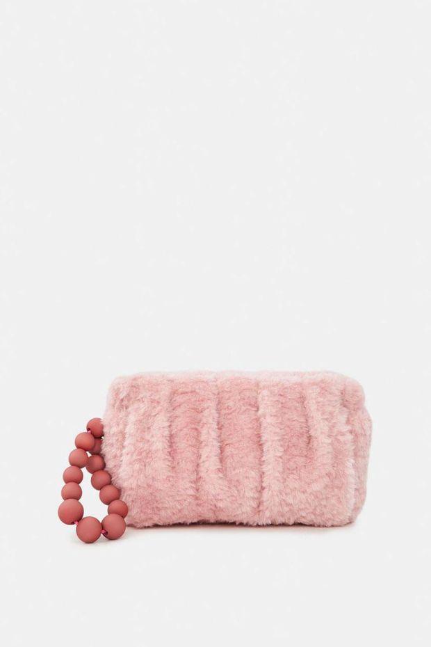 Essentiel Antwerp Sac ALLY Large Pouch - Powder Pink